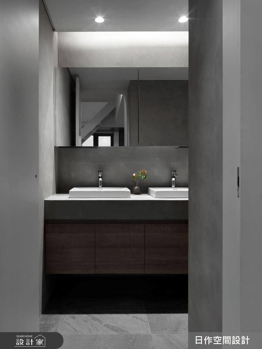 老屋(31~40年)_休閒人文風浴室案例圖片_日作空間設計有限公司_日作_26之36