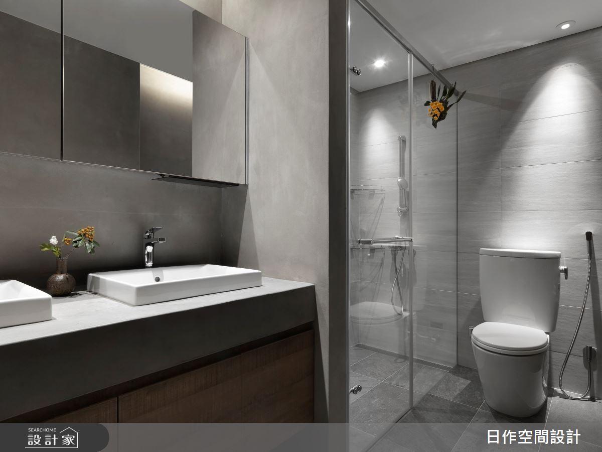 老屋(31~40年)_休閒人文風浴室案例圖片_日作空間設計有限公司_日作_26之38