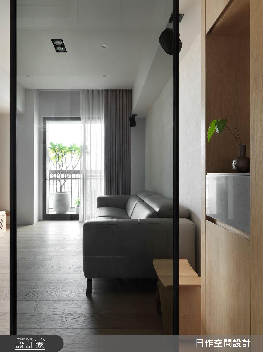 新成屋(5年以下)_日式無印風客廳案例圖片_日作空間設計有限公司_日作_27之2