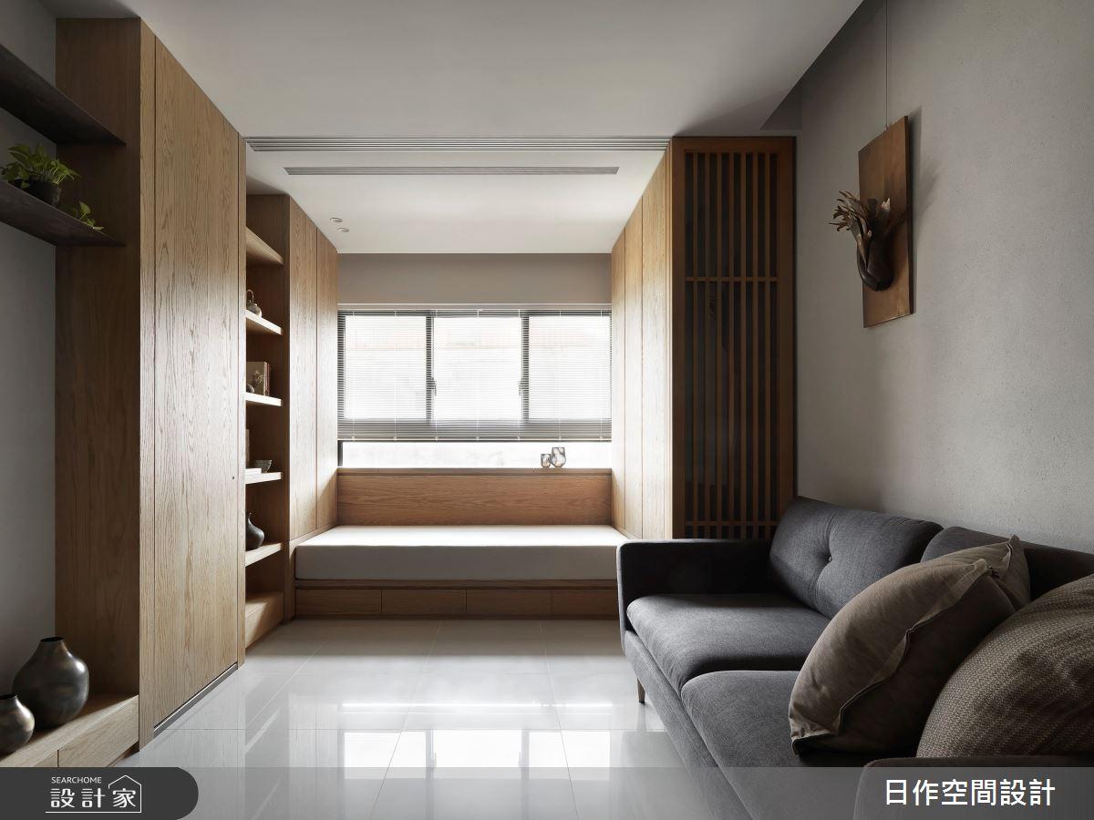 新成屋(5年以下)_人文禪風客廳案例圖片_日作空間設計有限公司_日作_28之10