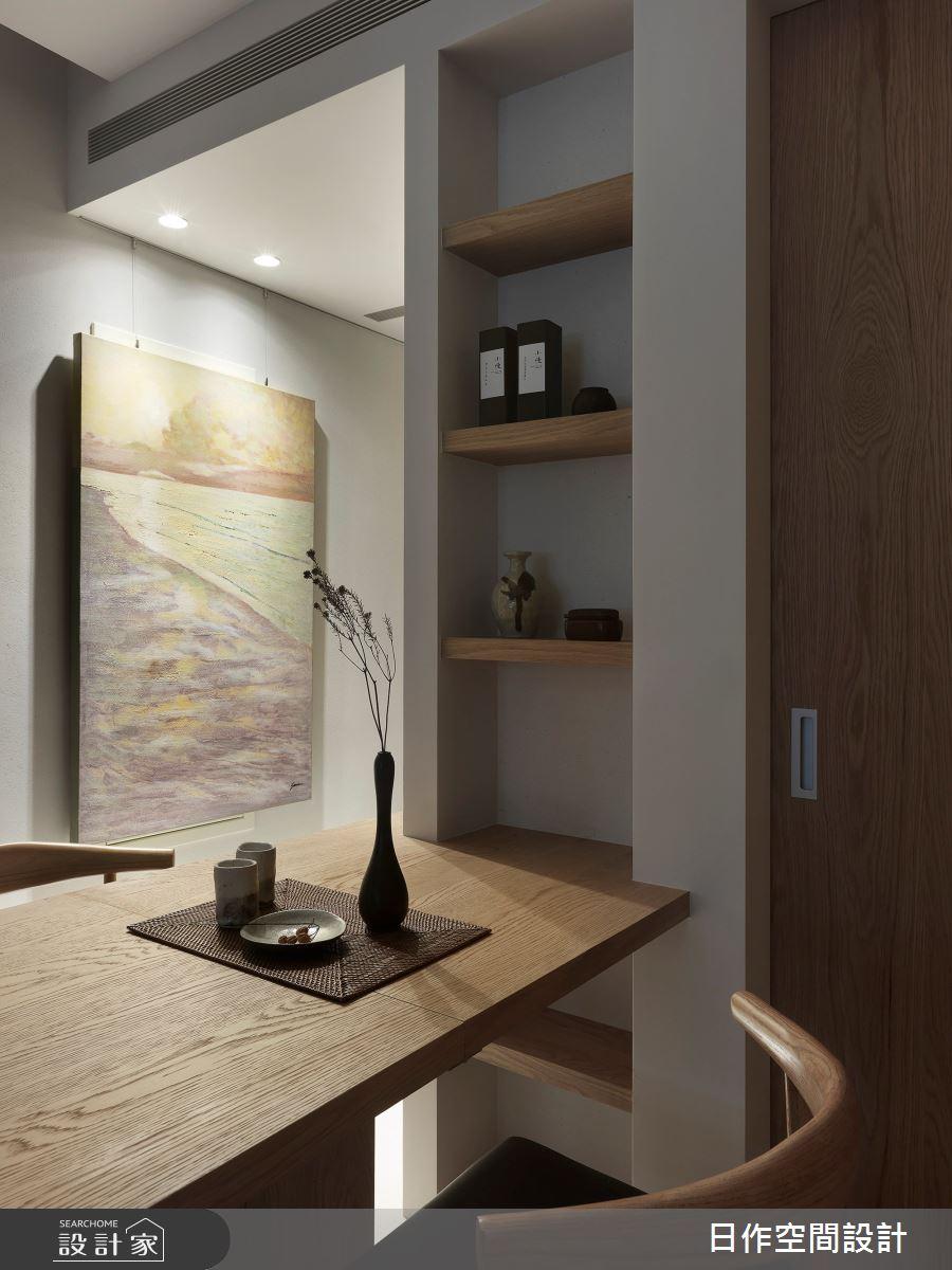 新成屋(5年以下)_人文禪風餐廳案例圖片_日作空間設計有限公司_日作_28之3