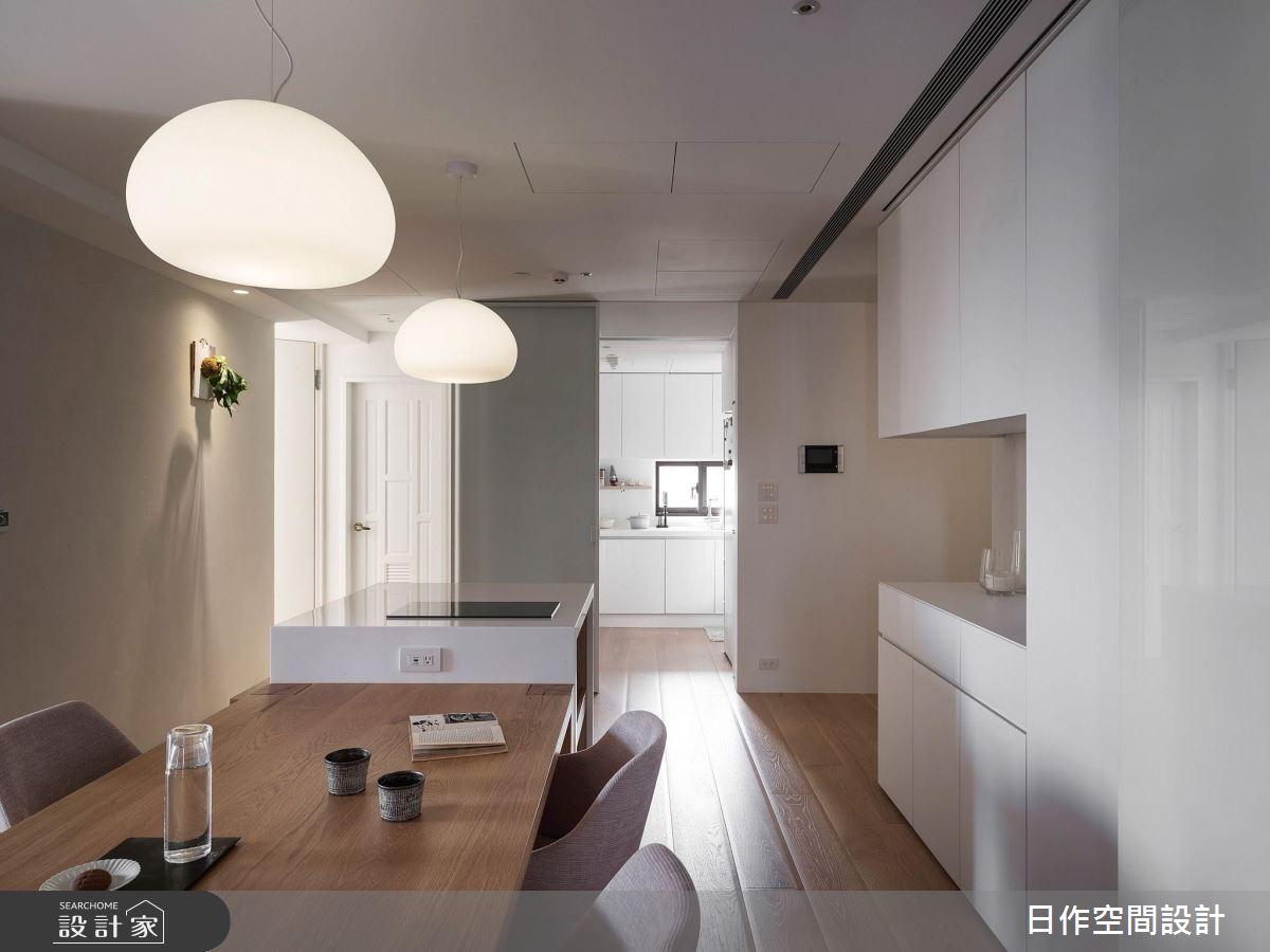 24坪新成屋(5年以下)_日式無印風餐廳案例圖片_日作空間設計有限公司_日作_32之5