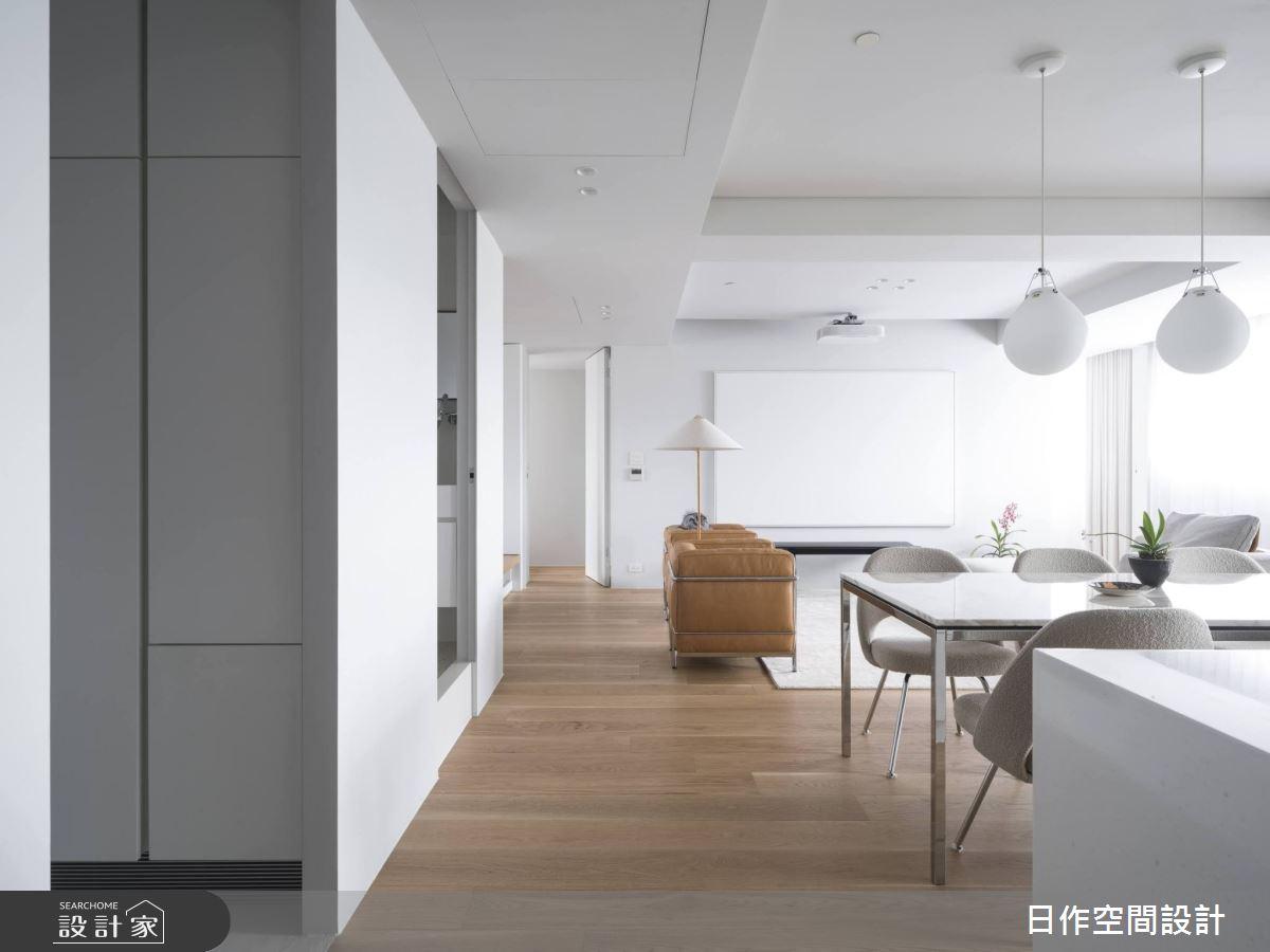 30坪新成屋(5年以下)_簡約風餐廳案例圖片_日作空間設計有限公司_日作_33之3