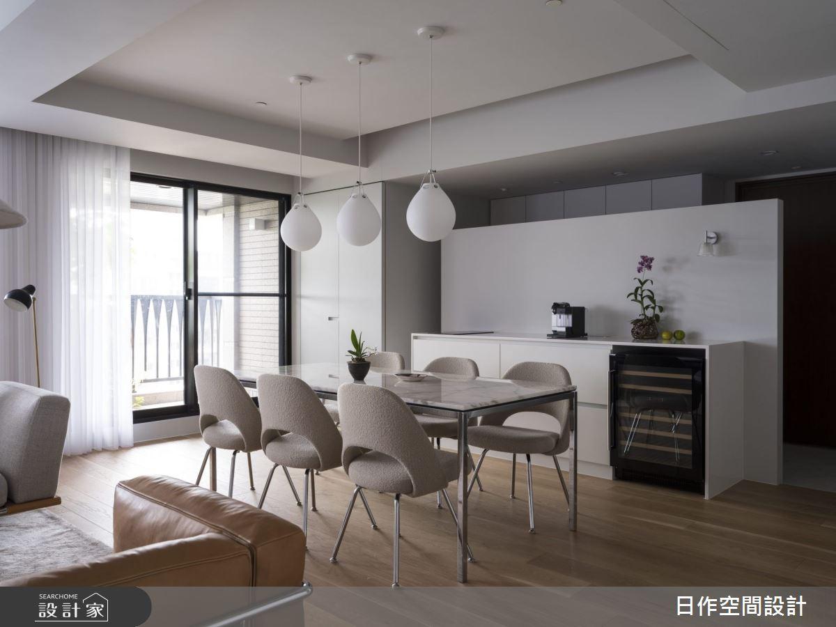30坪新成屋(5年以下)_簡約風餐廳案例圖片_日作空間設計有限公司_日作_33之7
