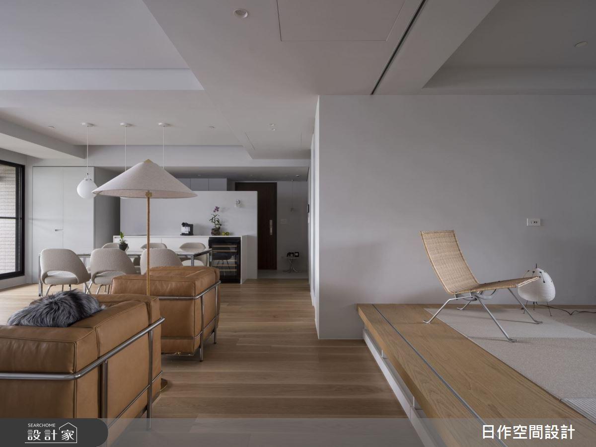 30坪新成屋(5年以下)_簡約風客廳案例圖片_日作空間設計有限公司_日作_33之9