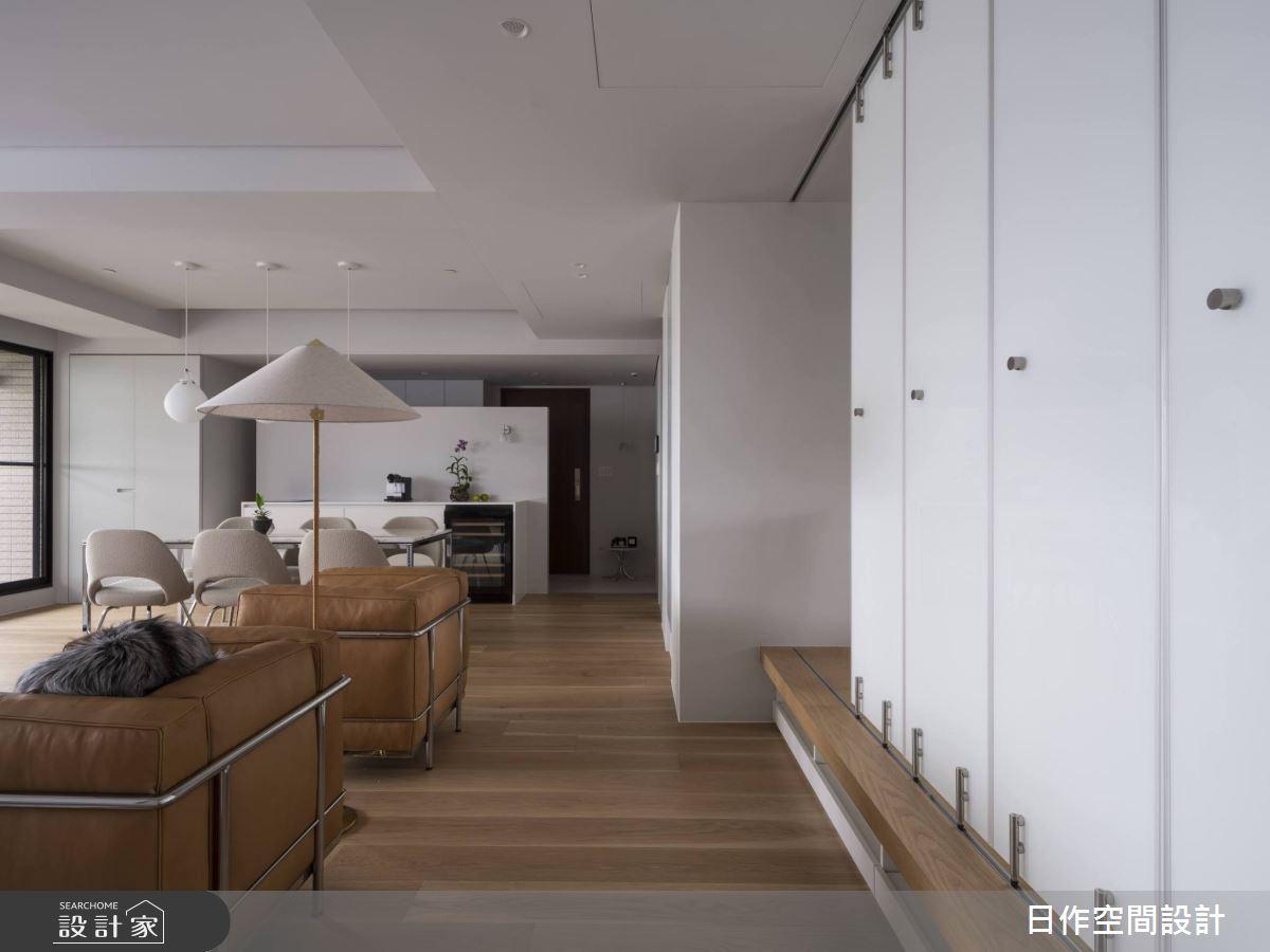 30坪新成屋(5年以下)_簡約風客廳案例圖片_日作空間設計有限公司_日作_33之10