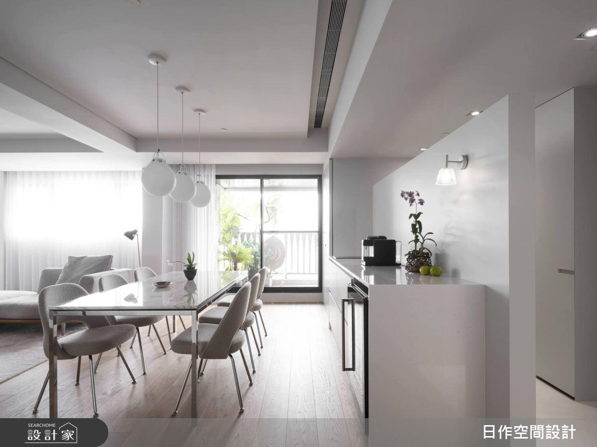 30坪新成屋(5年以下)_簡約風餐廳案例圖片_日作空間設計有限公司_日作_33之6