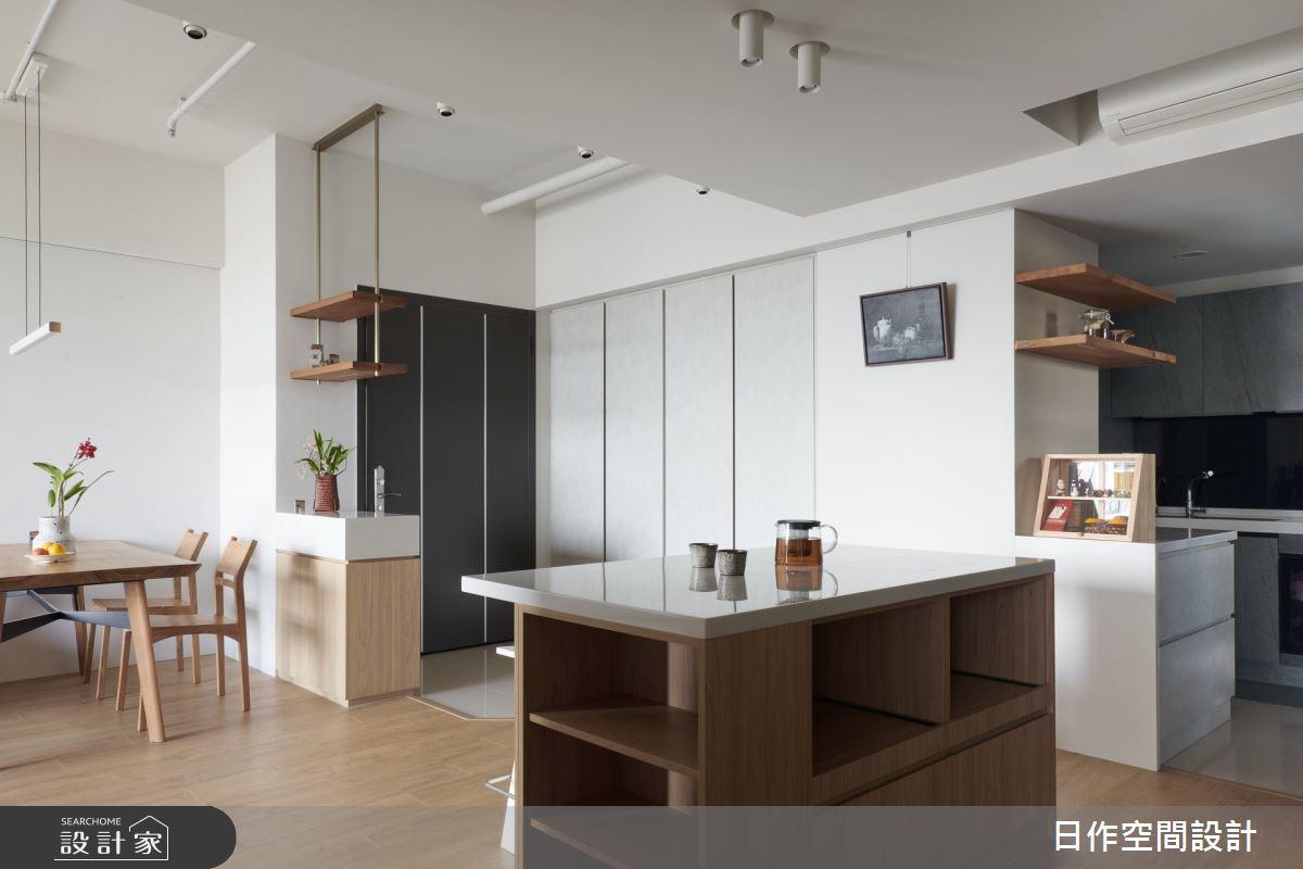 30坪新成屋(5年以下)_日式無印風案例圖片_日作空間設計有限公司_日作_38之2