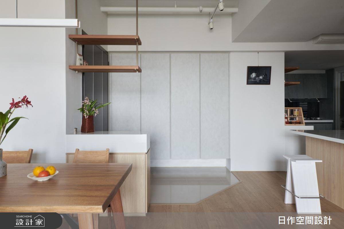 30坪新成屋(5年以下)_日式無印風案例圖片_日作空間設計有限公司_日作_38之3