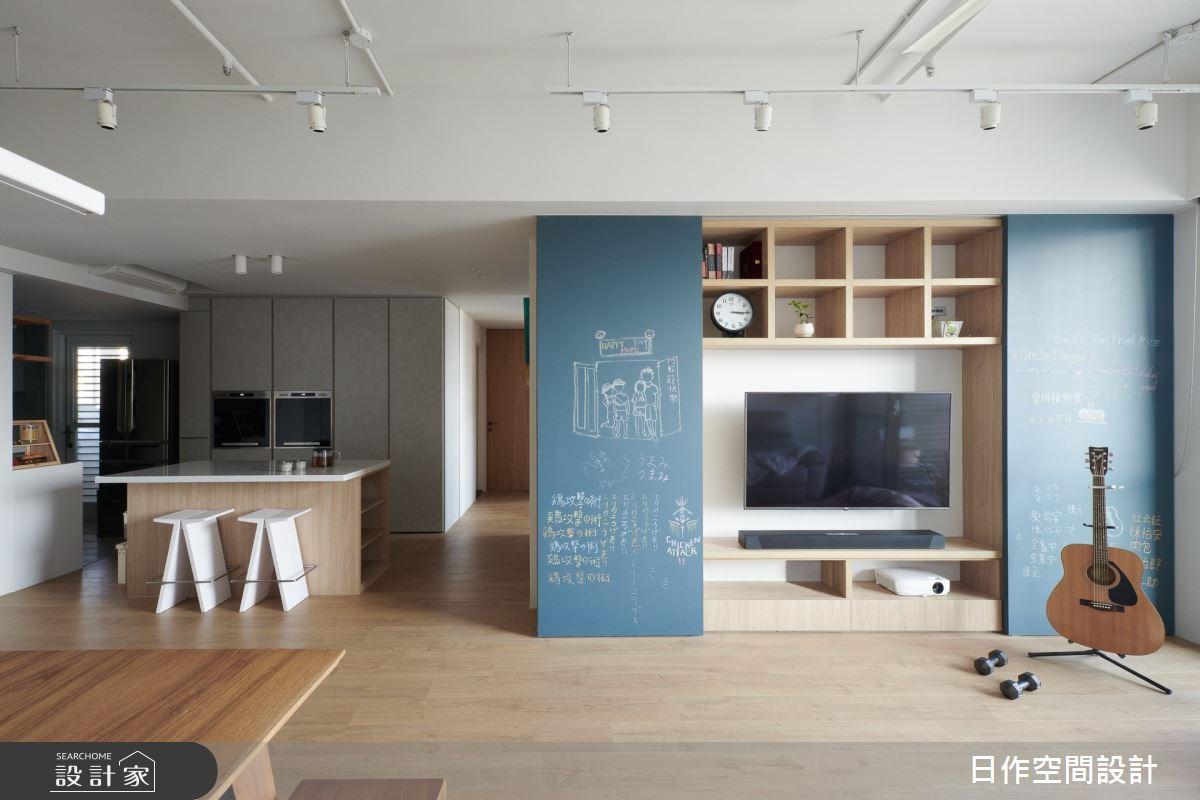 30坪新成屋(5年以下)_日式無印風案例圖片_日作空間設計有限公司_日作_38之4