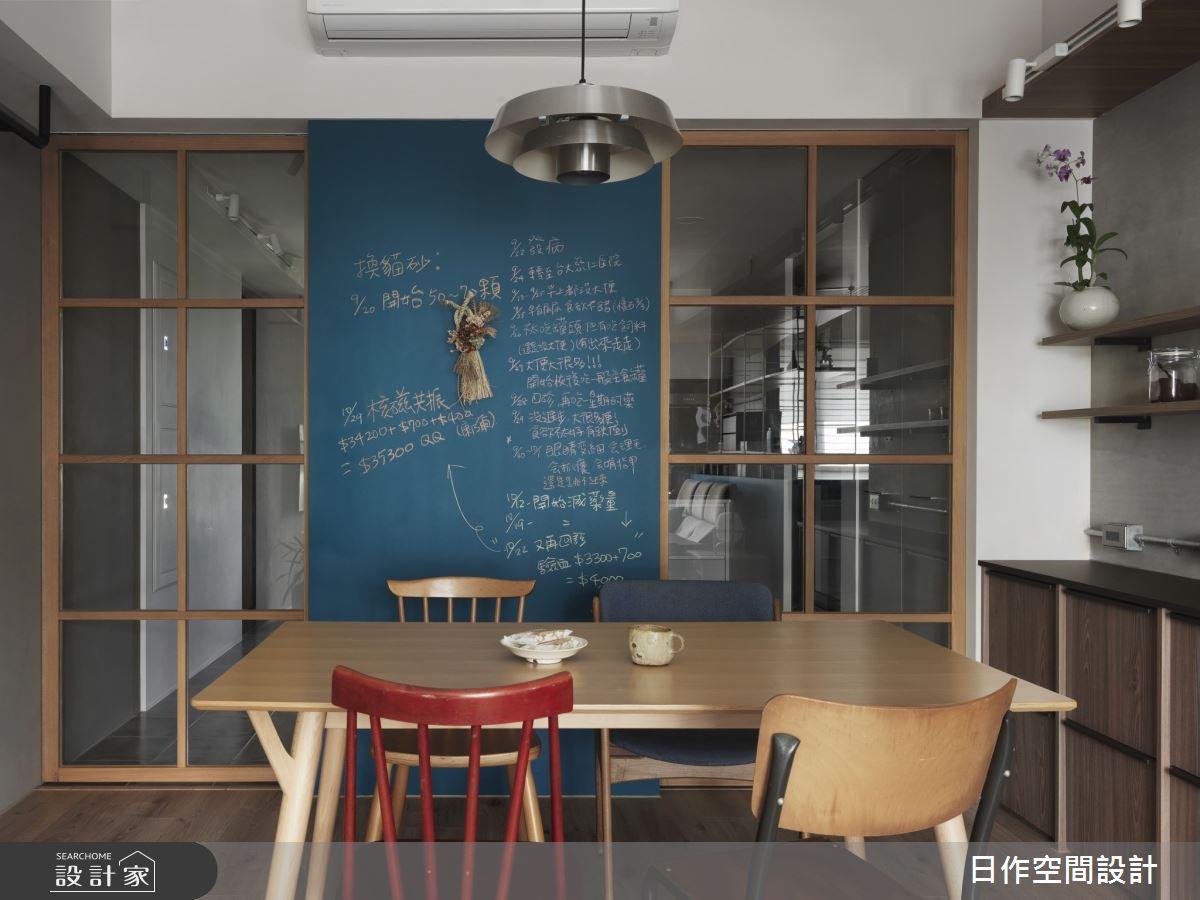 30坪新成屋(5年以下)_日系雜貨風餐廳案例圖片_日作空間設計有限公司_日作_41之13