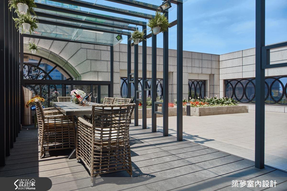 60坪新成屋(5年以下)_新古典庭院案例圖片_築夢室內設計_築夢_06之1