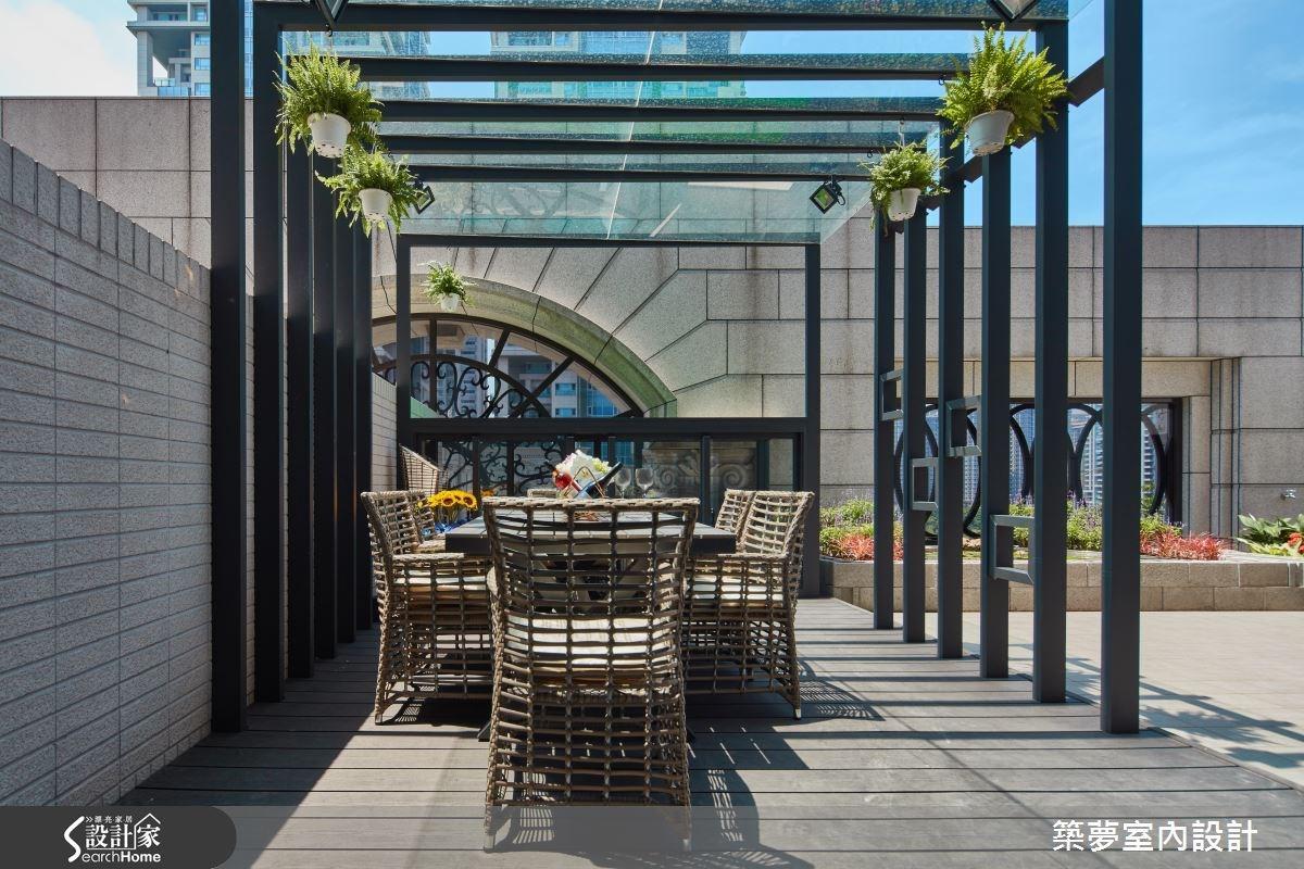 60坪新成屋(5年以下)_新古典庭院案例圖片_築夢室內設計_築夢_06之2