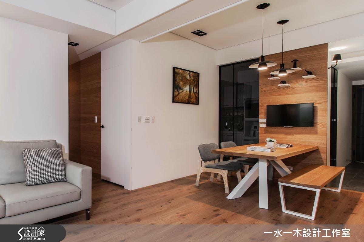 新成屋(5年以下)_簡約風餐廳案例圖片_一水一木設計工作室_一水一木_07之5