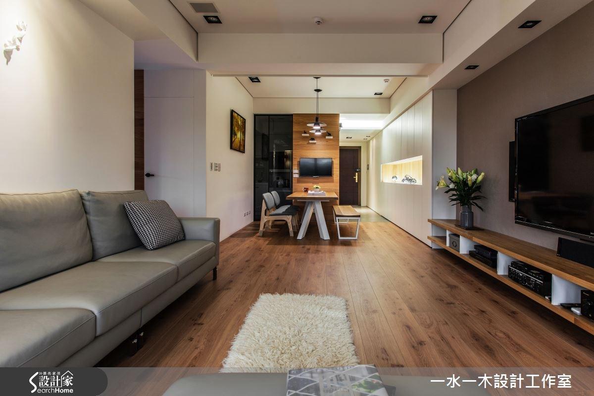 新成屋(5年以下)_簡約風客廳餐廳案例圖片_一水一木設計工作室_一水一木_07之8