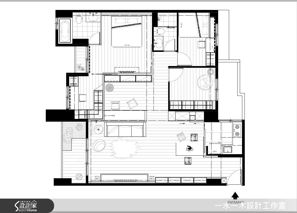 28坪新成屋(5年以下)_工業風案例圖片_一水一木設計工作室_一水一木_11之22