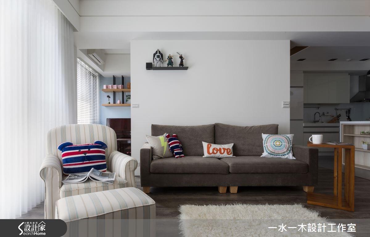 新成屋(5年以下)_現代風客廳案例圖片_一水一木設計工作室_一水一木_12之2