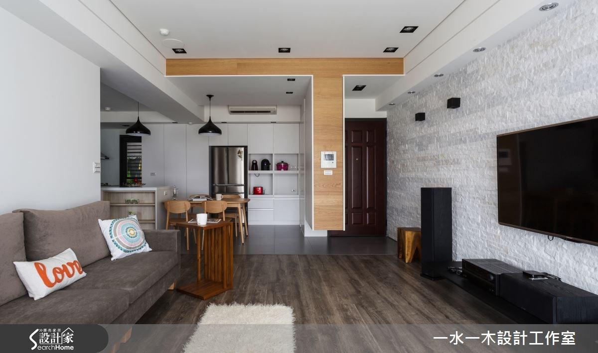 新成屋(5年以下)_現代風客廳案例圖片_一水一木設計工作室_一水一木_12之3