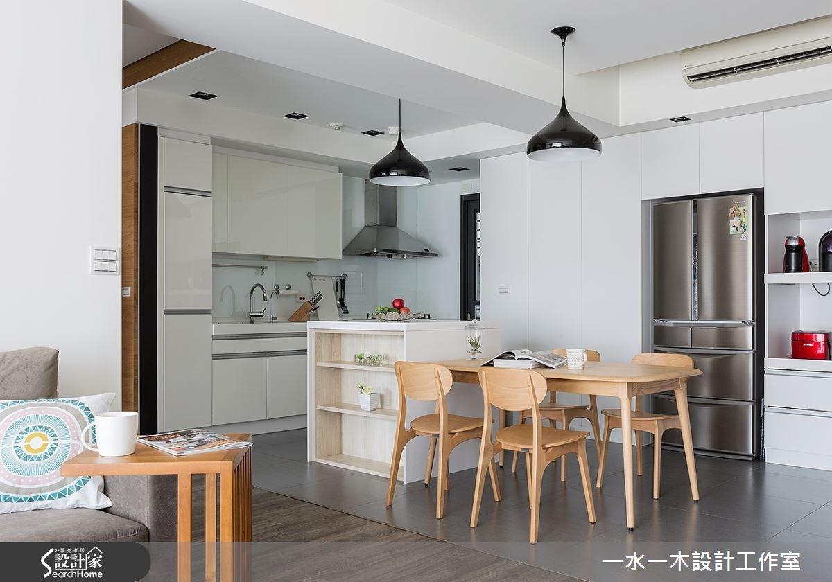 新成屋(5年以下)_現代風餐廳廚房案例圖片_一水一木設計工作室_一水一木_12之5