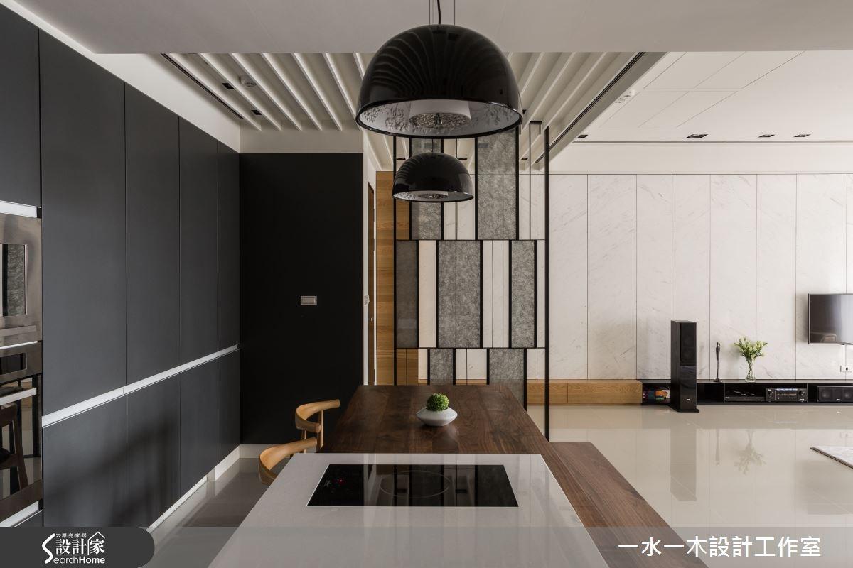 新成屋(5年以下)_現代風餐廳案例圖片_一水一木設計工作室_一水一木_13之4