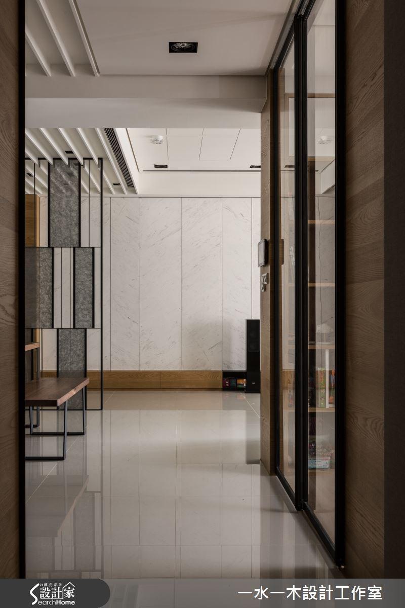 新成屋(5年以下)_現代風走廊案例圖片_一水一木設計工作室_一水一木_13之5