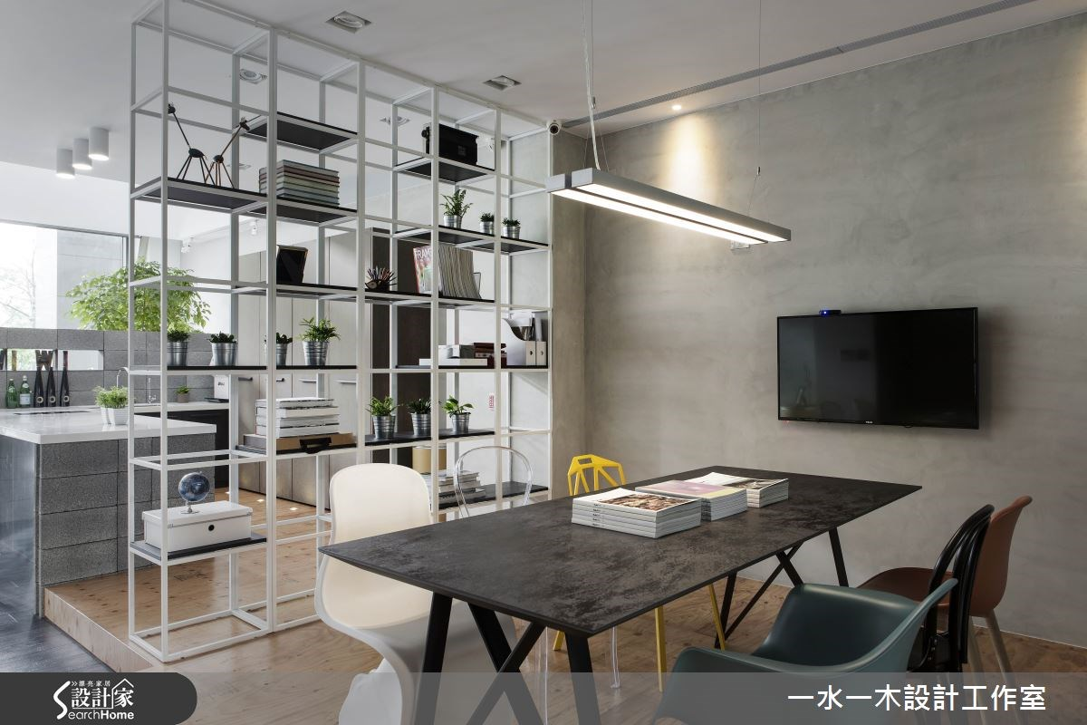 30坪新成屋(5年以下)_工業風案例圖片_一水一木設計工作室_一水一木_16之3