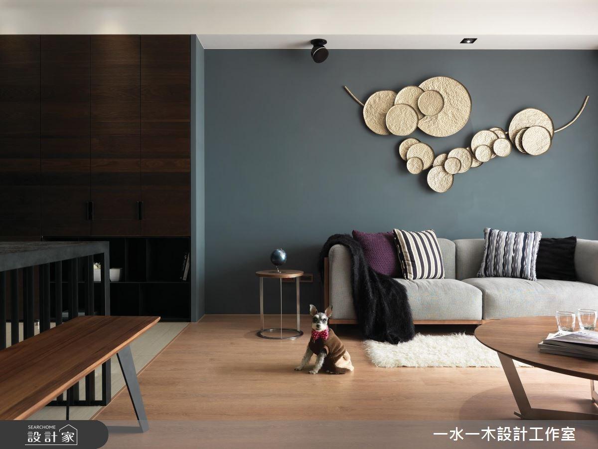 新成屋(5年以下)_療癒風案例圖片_一水一木設計工作室_一水一木_20之3