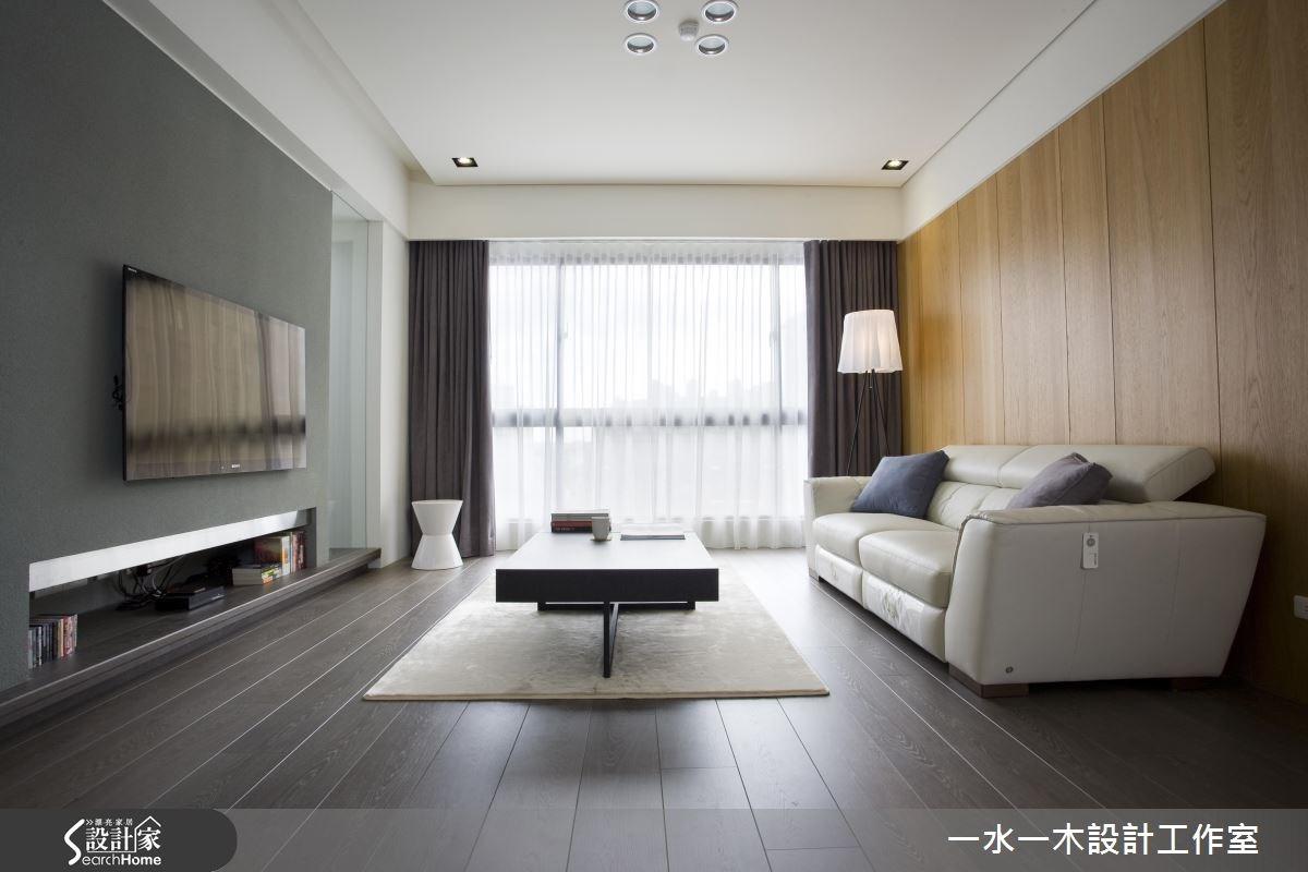 新成屋(5年以下)_現代風客廳案例圖片_一水一木設計工作室_一水一木_21之4