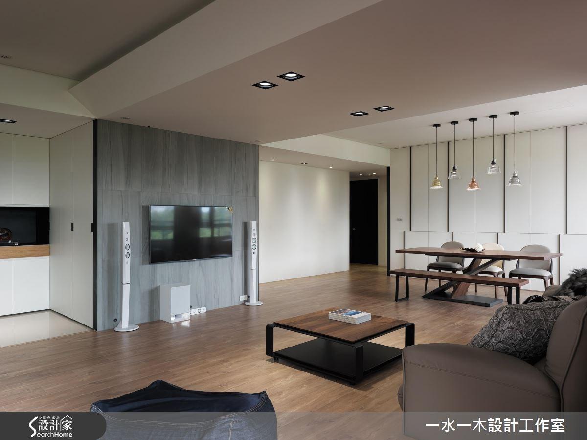 新成屋(5年以下)_休閒風客廳案例圖片_一水一木設計工作室_一水一木_25之5