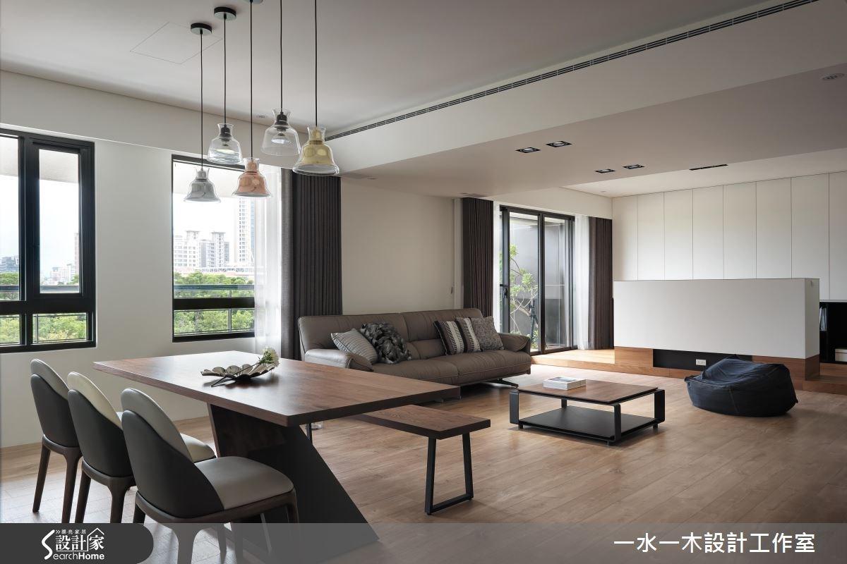 新成屋(5年以下)_休閒風客廳餐廳案例圖片_一水一木設計工作室_一水一木_25之9