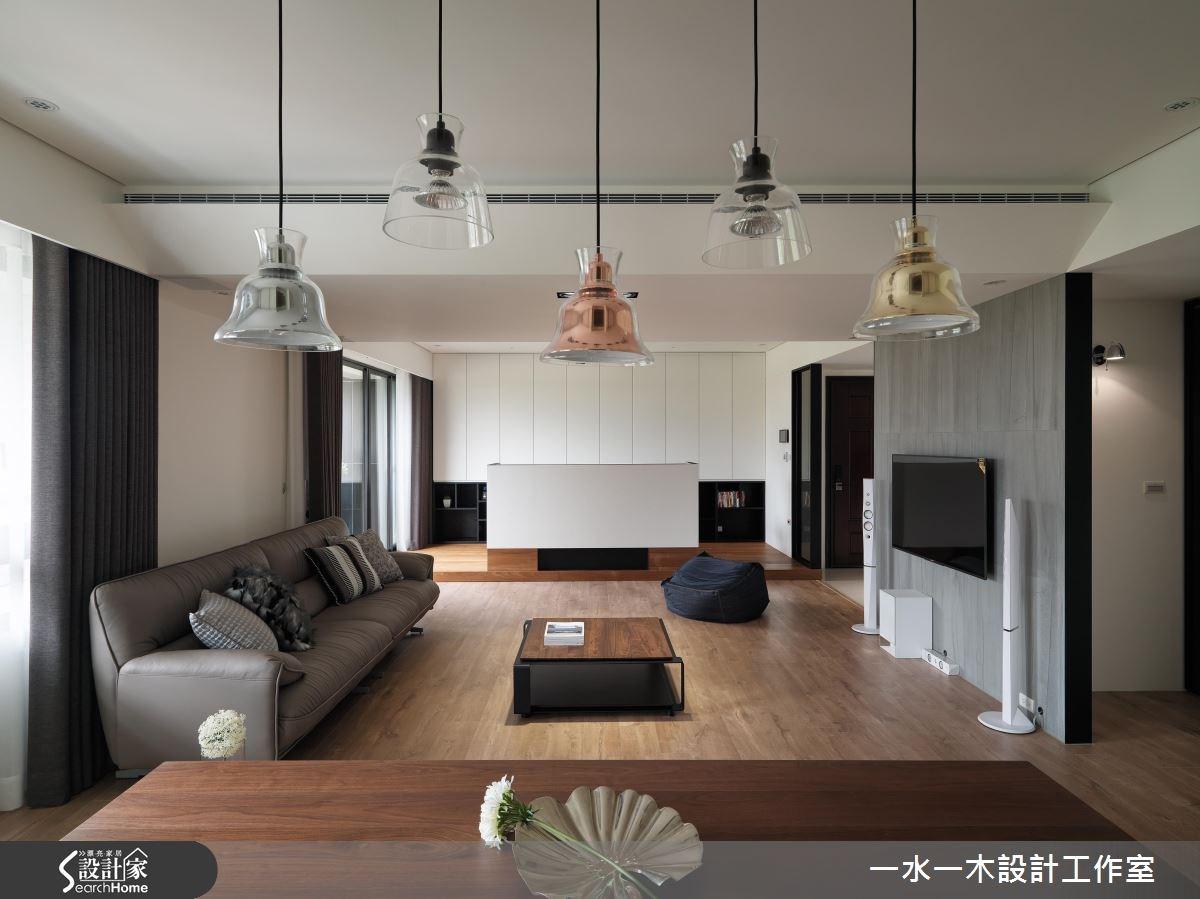 新成屋(5年以下)_休閒風客廳案例圖片_一水一木設計工作室_一水一木_25之10