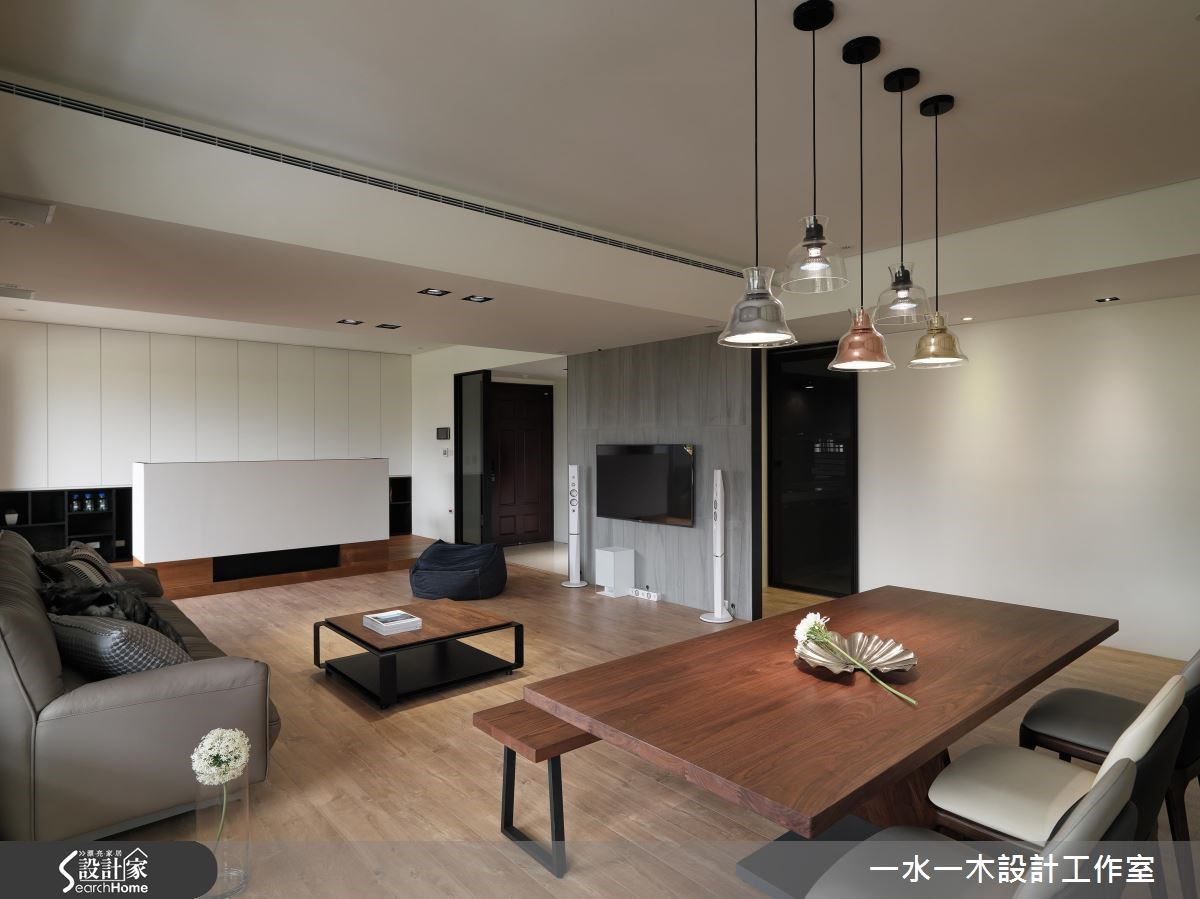 新成屋(5年以下)_休閒風客廳餐廳案例圖片_一水一木設計工作室_一水一木_25之11