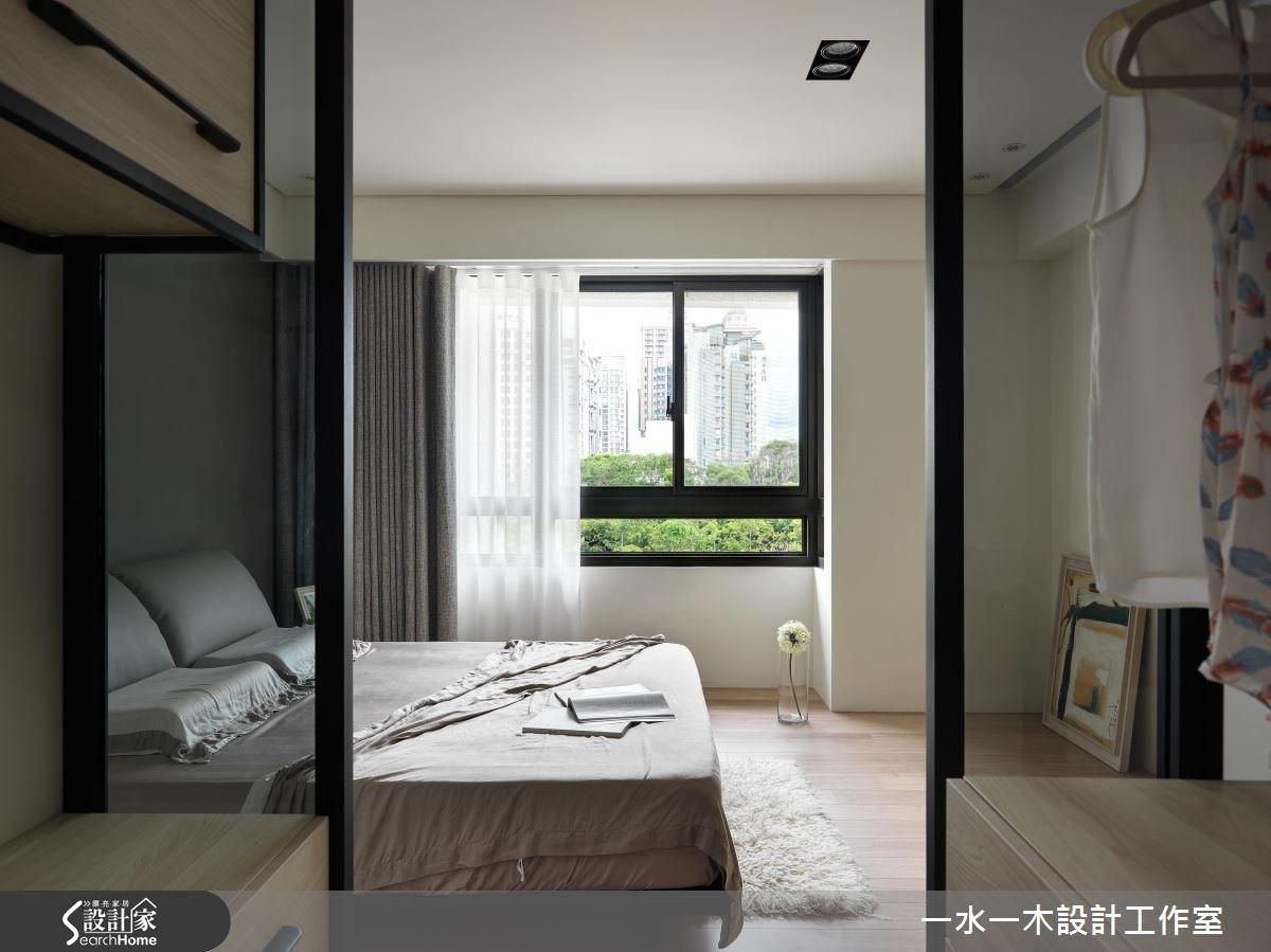 新成屋(5年以下)_休閒風臥室案例圖片_一水一木設計工作室_一水一木_25之14