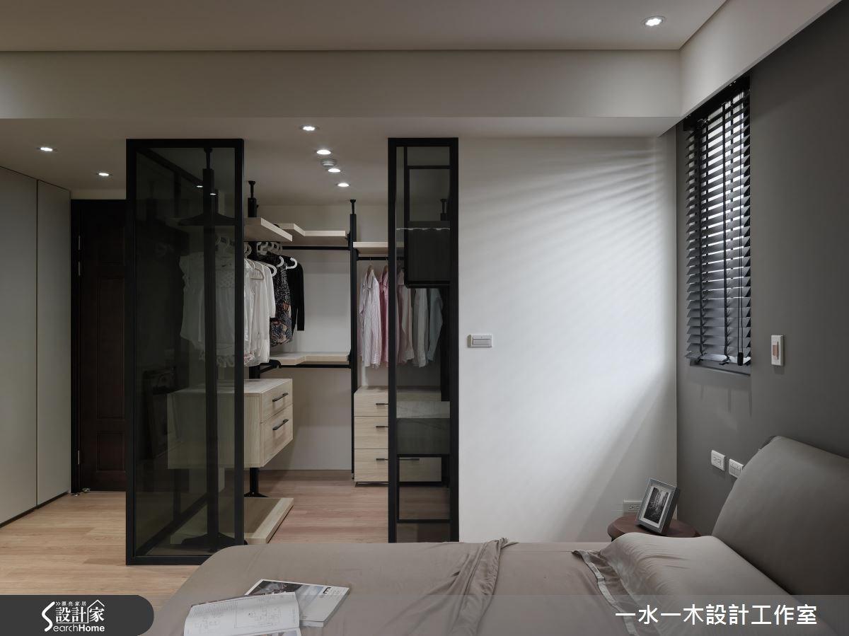 新成屋(5年以下)_休閒風臥室更衣間案例圖片_一水一木設計工作室_一水一木_25之15