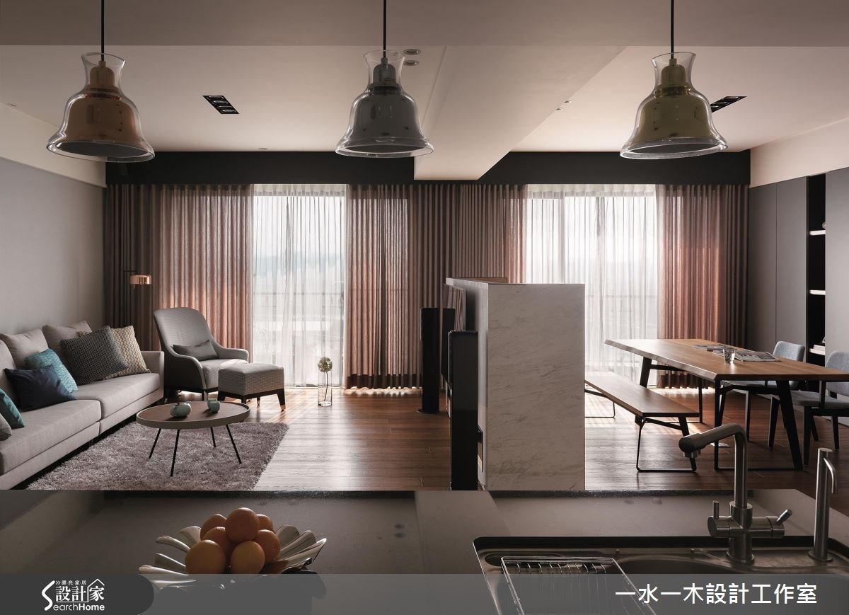 新成屋(5年以下)_休閒風客廳書房案例圖片_一水一木設計工作室_一水一木_26之4