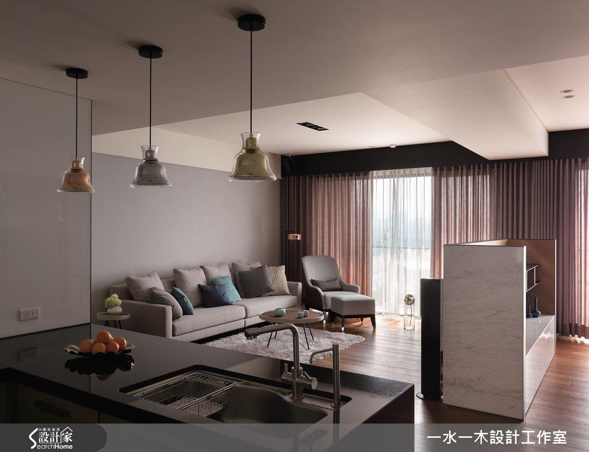 新成屋(5年以下)_休閒風客廳廚房案例圖片_一水一木設計工作室_一水一木_26之5