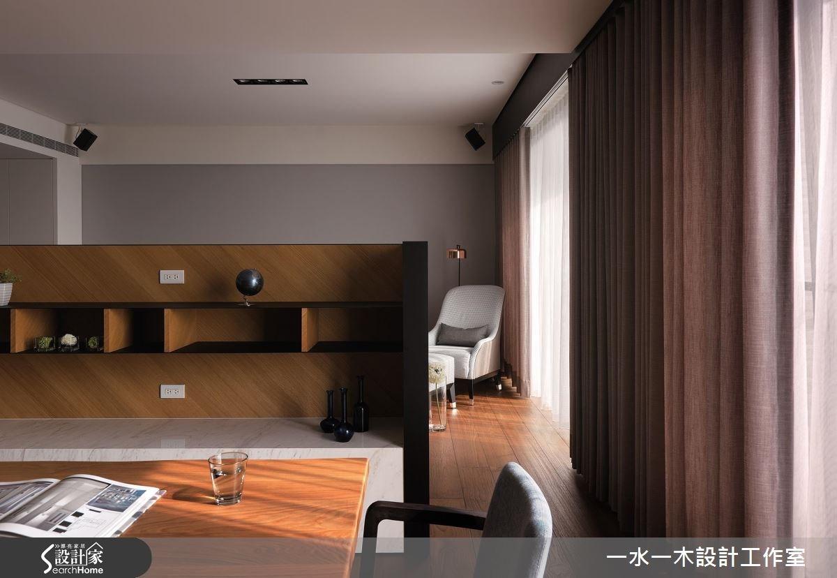 新成屋(5年以下)_休閒風書房案例圖片_一水一木設計工作室_一水一木_26之8