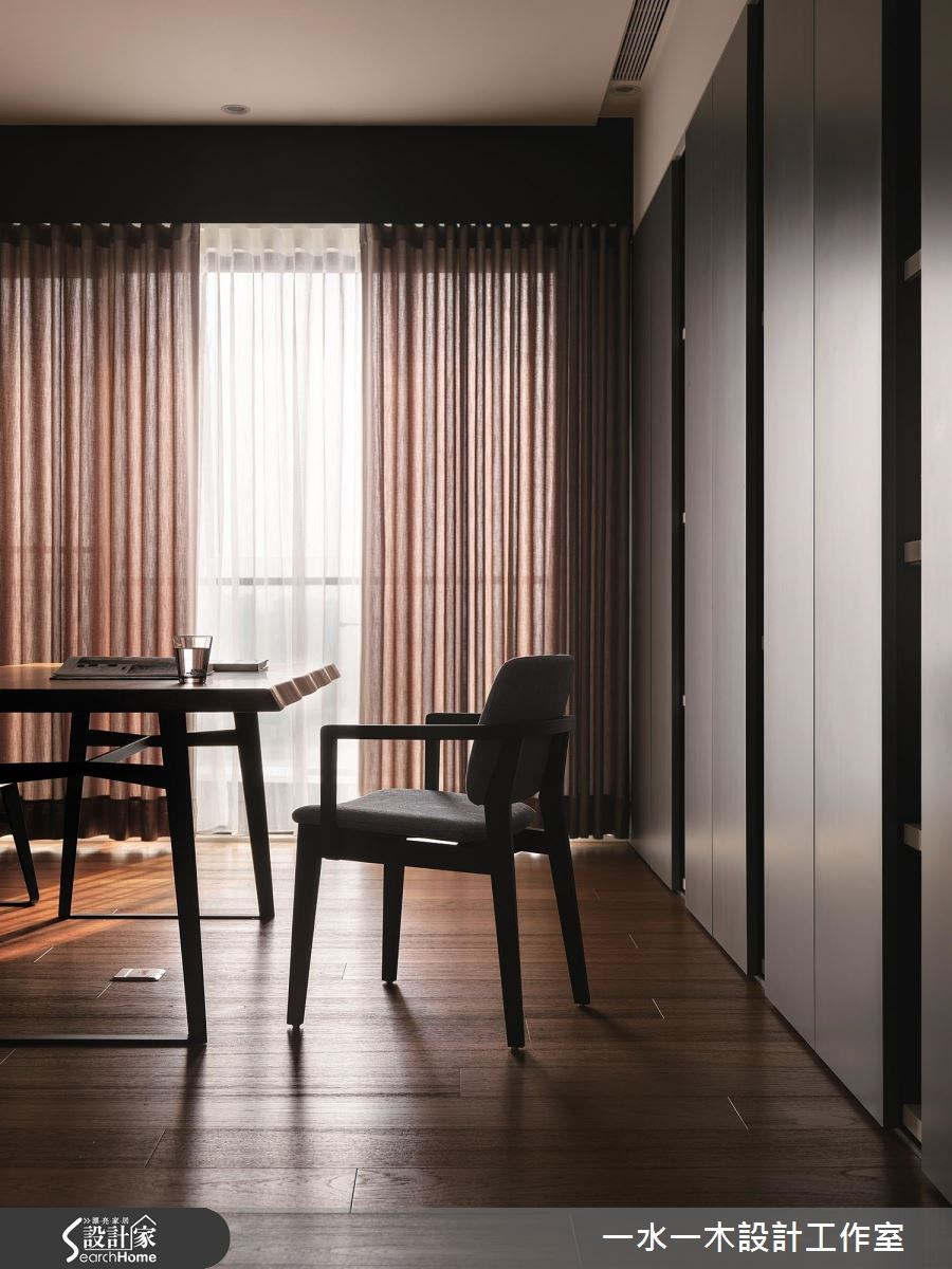 新成屋(5年以下)_休閒風書房案例圖片_一水一木設計工作室_一水一木_26之10