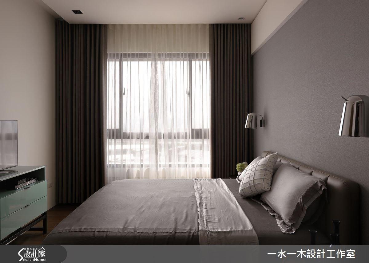 新成屋(5年以下)_休閒風臥室案例圖片_一水一木設計工作室_一水一木_26之12