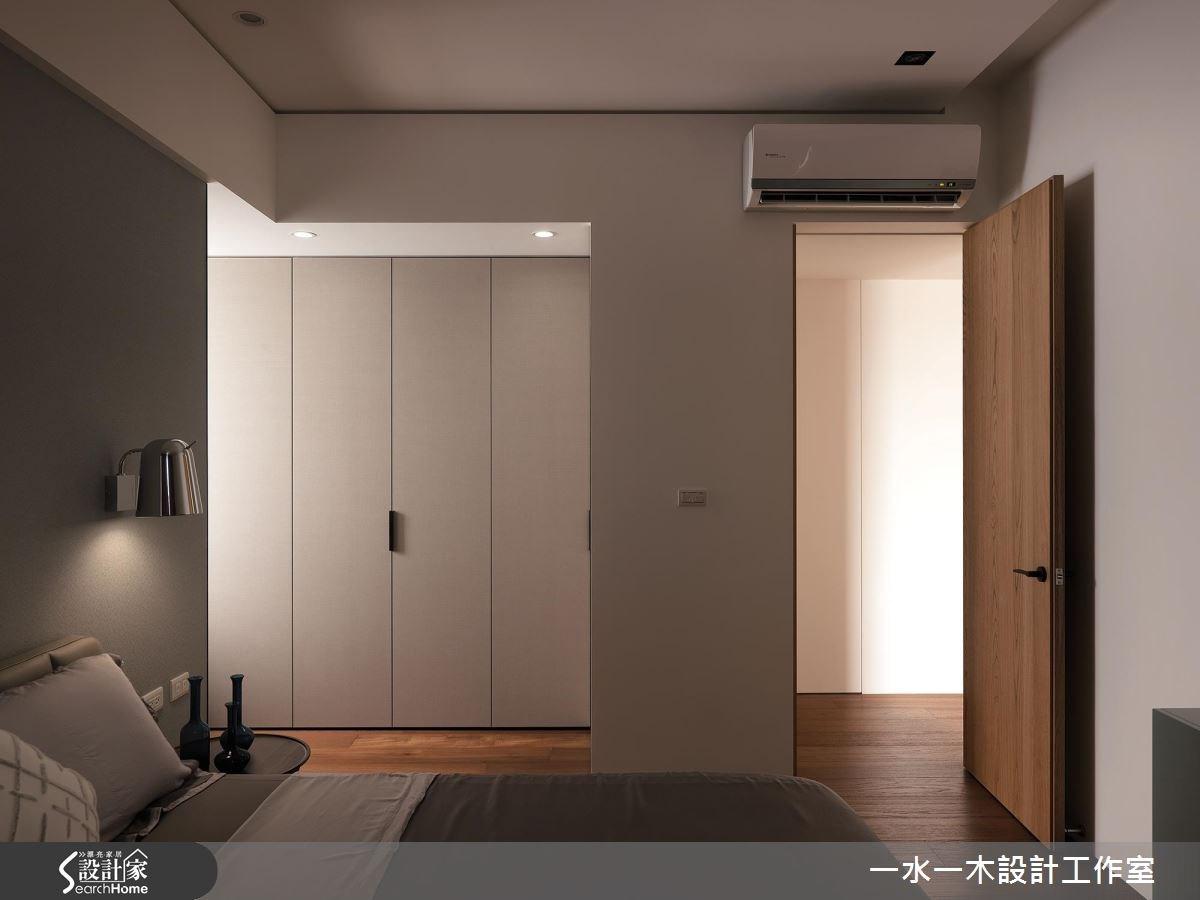 新成屋(5年以下)_休閒風臥室案例圖片_一水一木設計工作室_一水一木_26之13