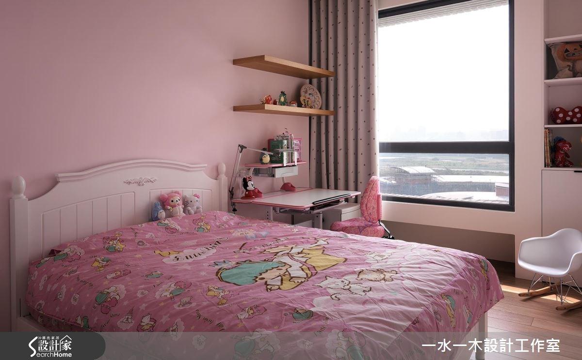 新成屋(5年以下)_休閒風臥室案例圖片_一水一木設計工作室_一水一木_26之14