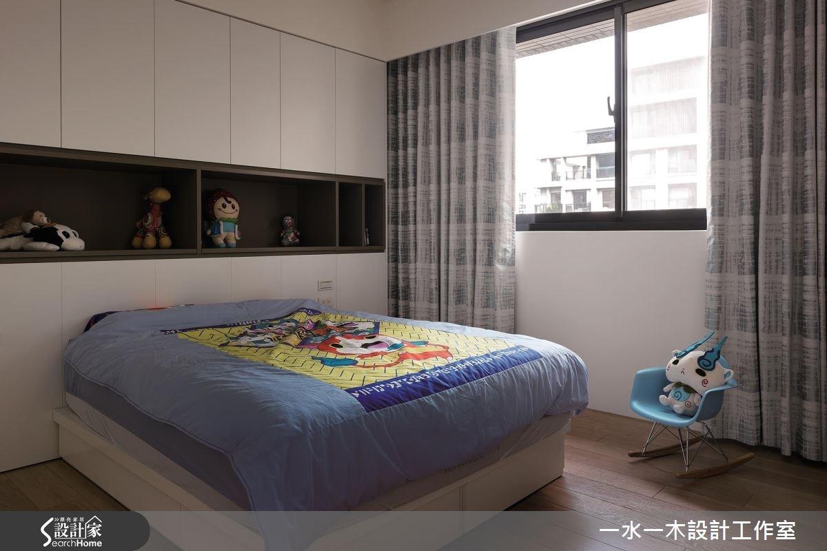 新成屋(5年以下)_休閒風臥室案例圖片_一水一木設計工作室_一水一木_26之15