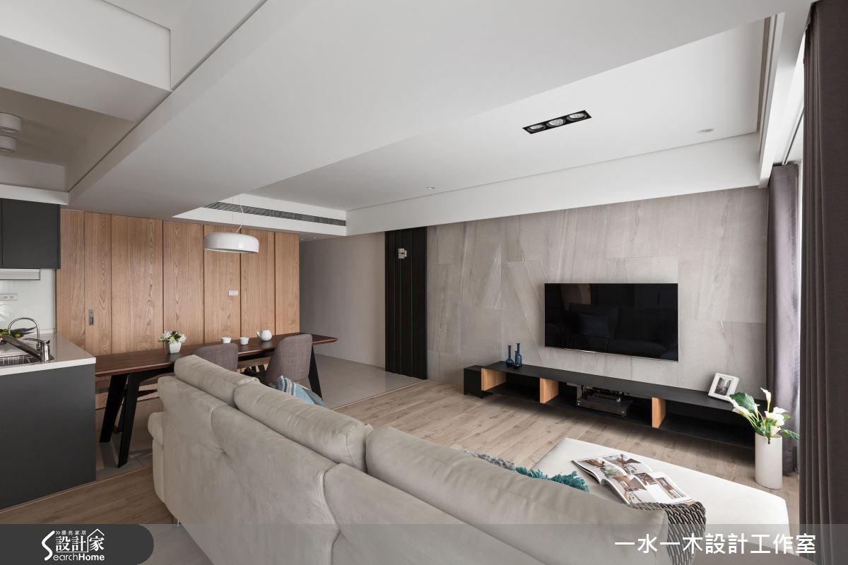 新成屋(5年以下)_現代風客廳餐廳案例圖片_一水一木設計工作室_一水一木_27之4