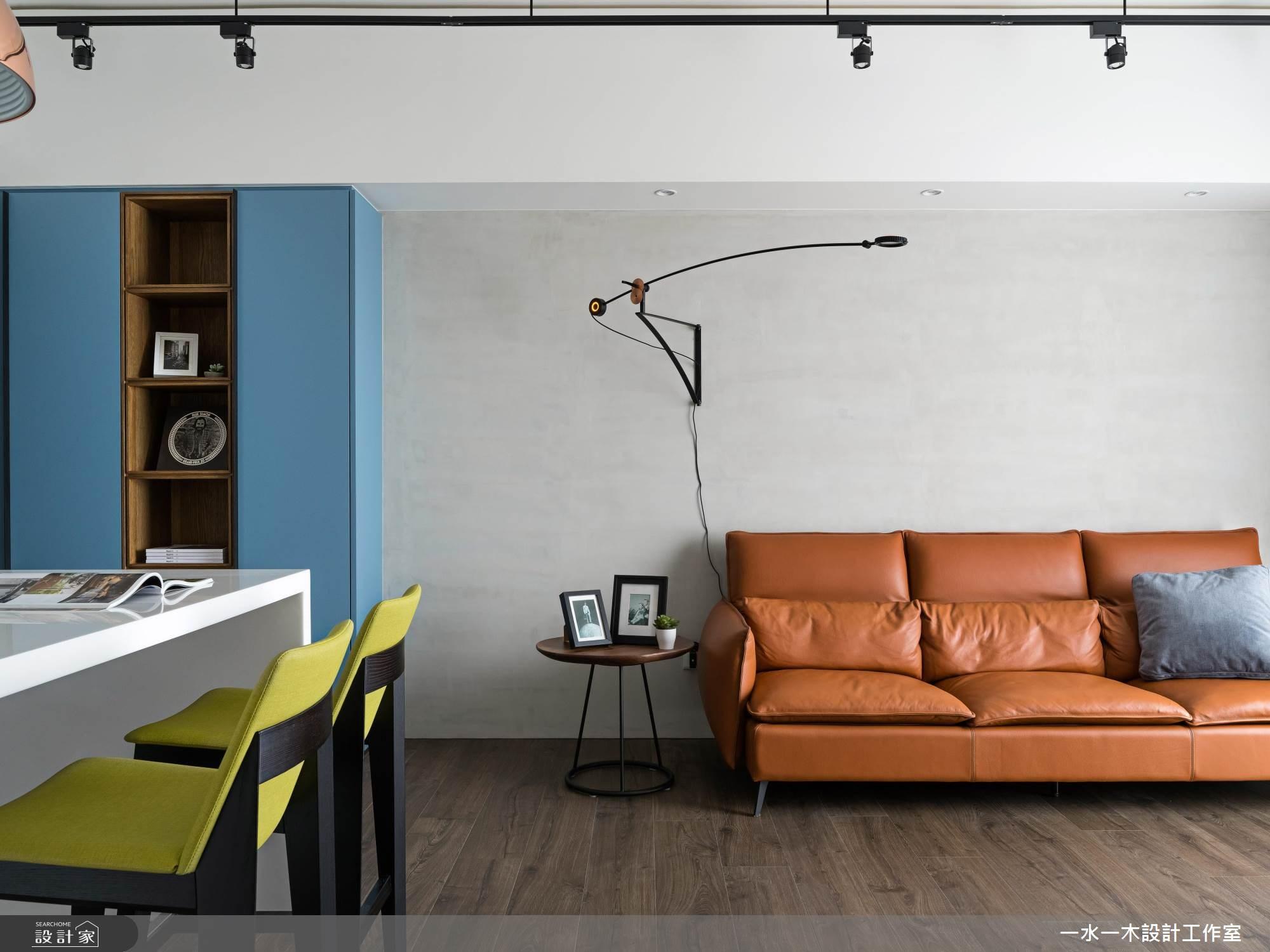 23坪新成屋(5年以下)_工業風客廳案例圖片_一水一木設計工作室_一水一木_34之6