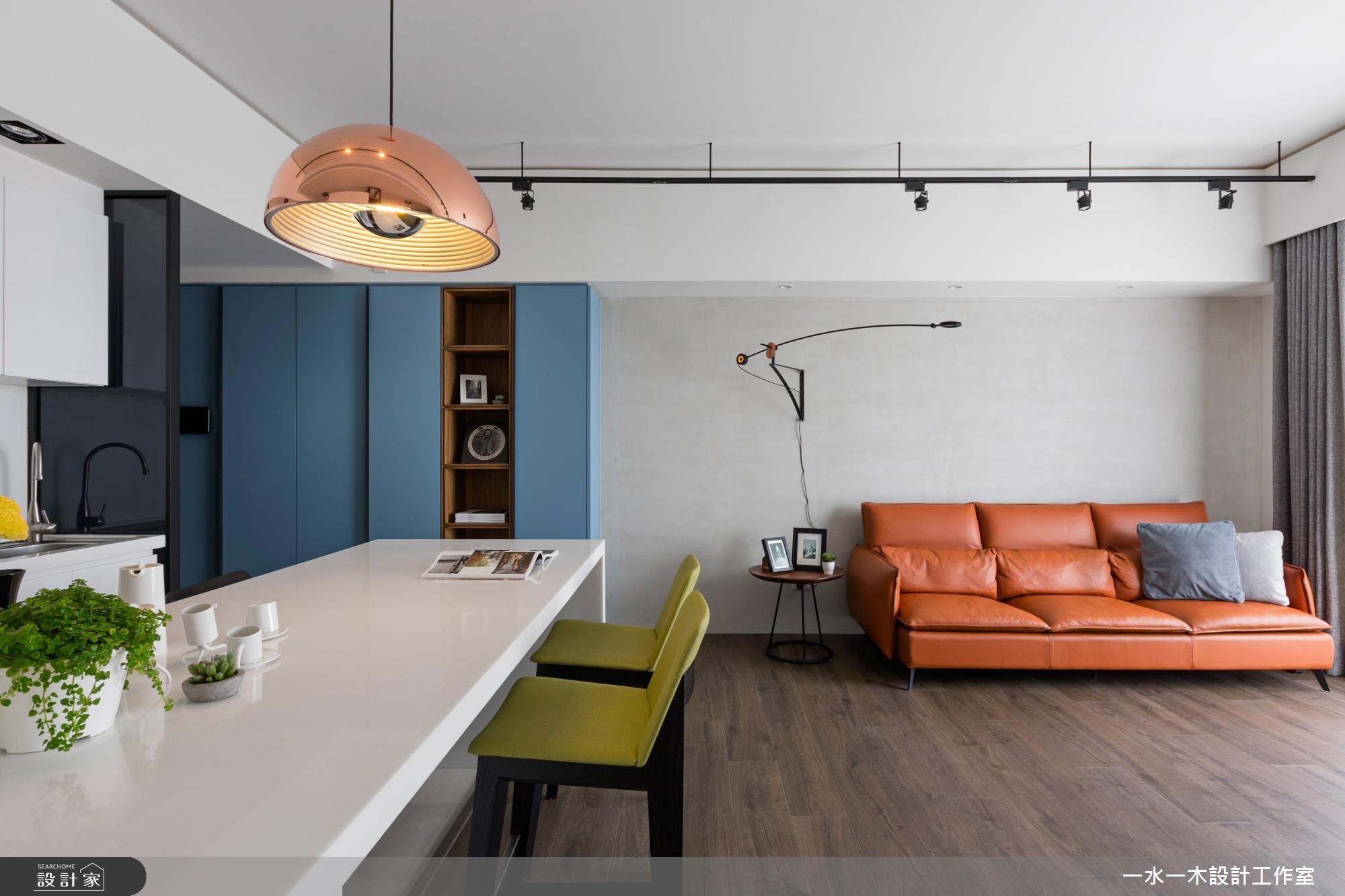 23坪新成屋(5年以下)_工業風餐廳案例圖片_一水一木設計工作室_一水一木_34之7