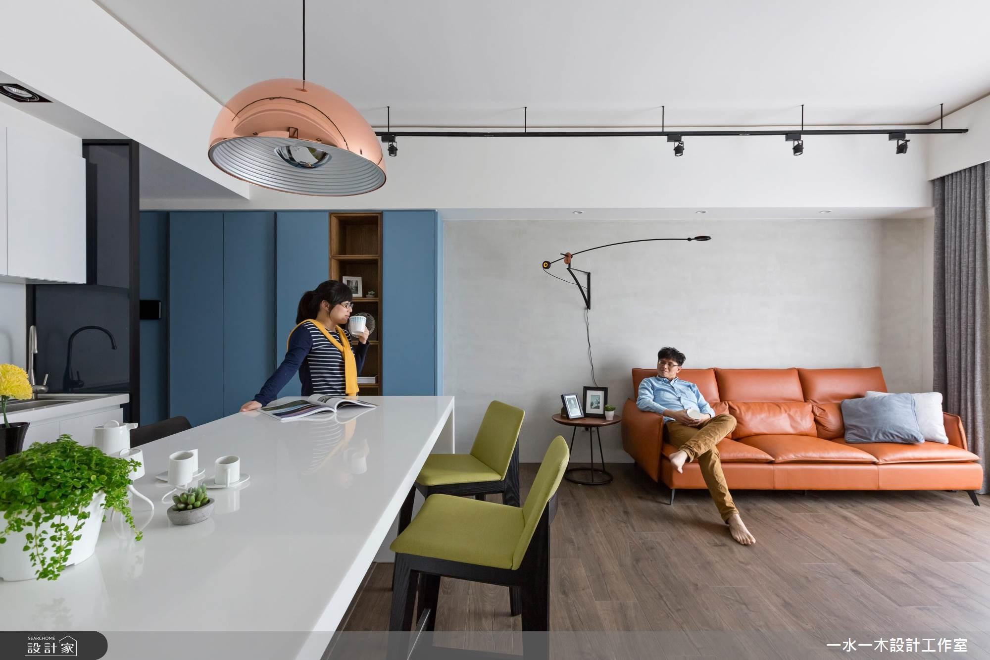 23坪新成屋(5年以下)_工業風餐廳案例圖片_一水一木設計工作室_一水一木_34之8