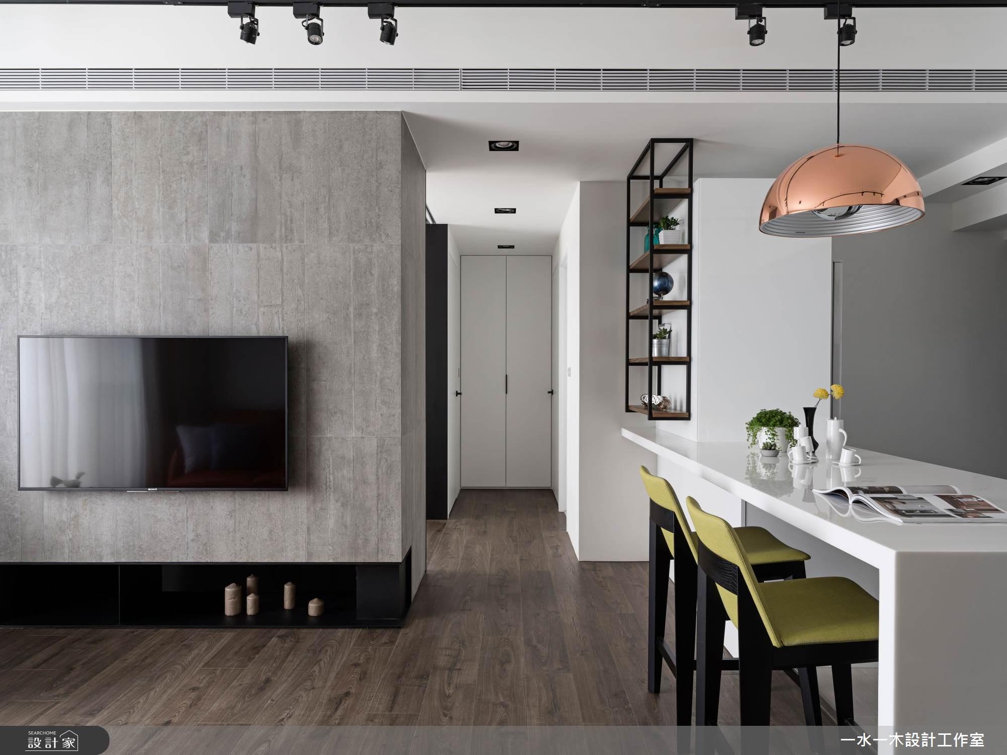 23坪新成屋(5年以下)_工業風餐廳案例圖片_一水一木設計工作室_一水一木_34之12
