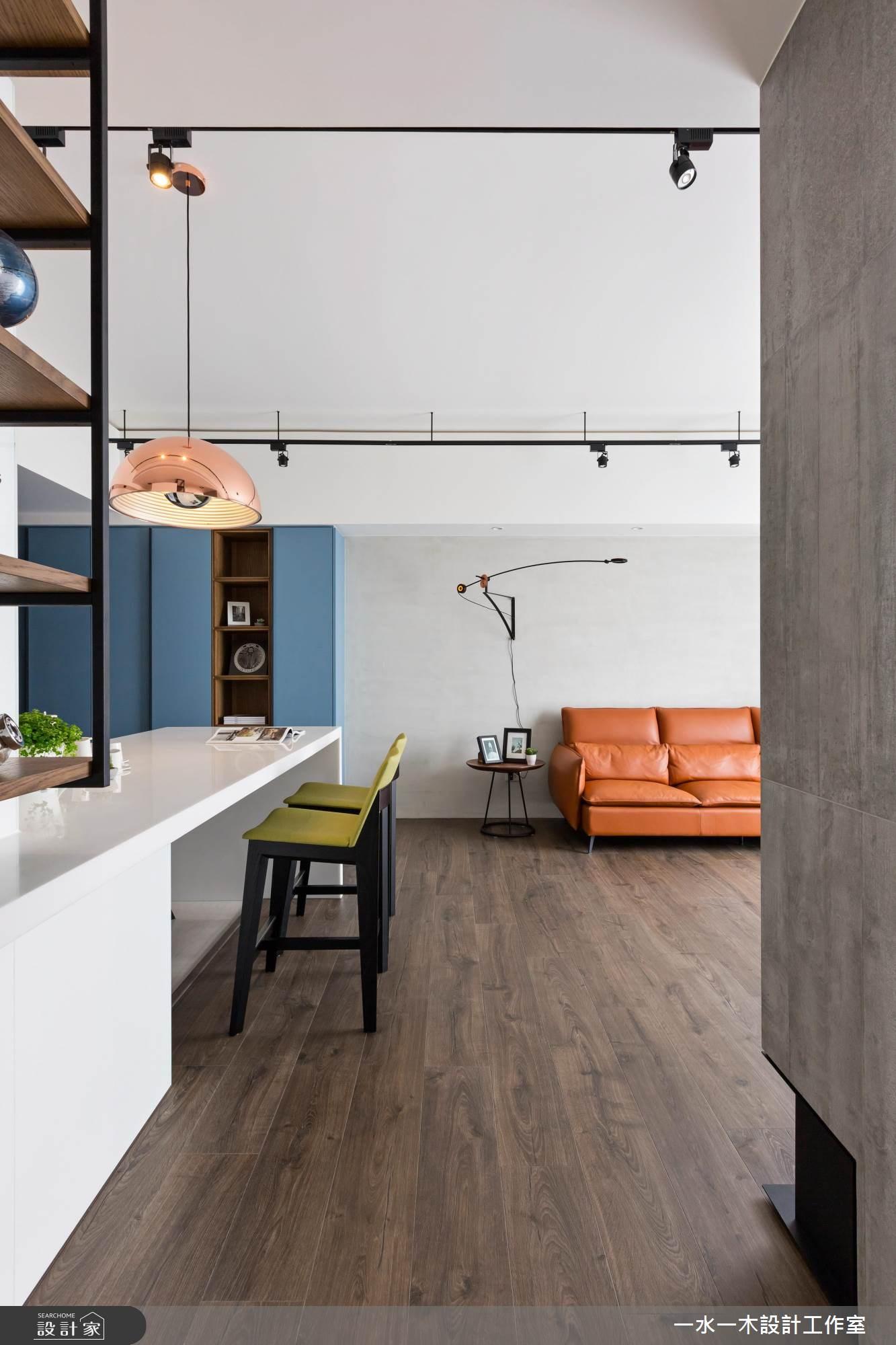23坪新成屋(5年以下)_工業風餐廳案例圖片_一水一木設計工作室_一水一木_34之15