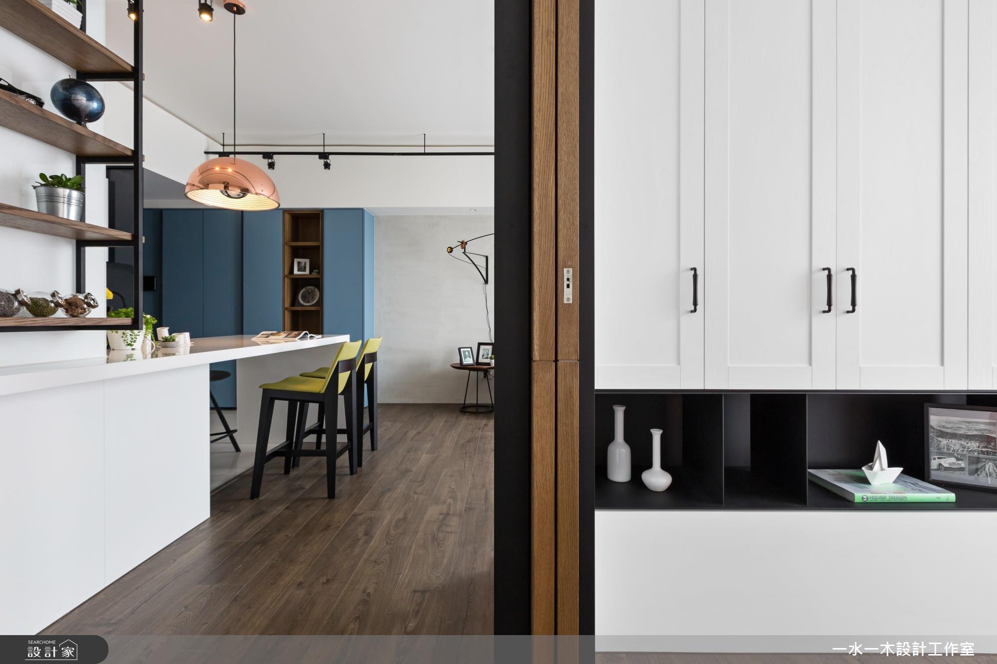 23坪新成屋(5年以下)_工業風餐廳案例圖片_一水一木設計工作室_一水一木_34之16