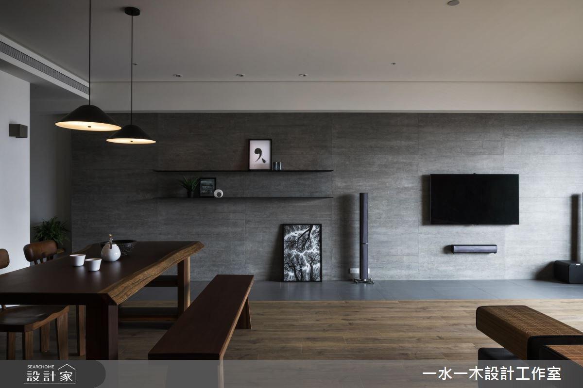 40坪老屋(16~30年)_人文禪風餐廳案例圖片_一水一木設計工作室_一水一木_35之3